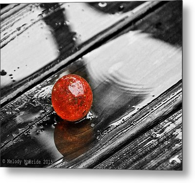 Stand Out Metal Print by Melody McBride