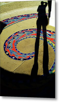 Standing Tall Metal Print by Gary Brandes