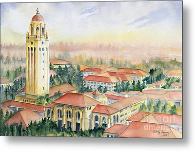 Stanford University California Metal Print