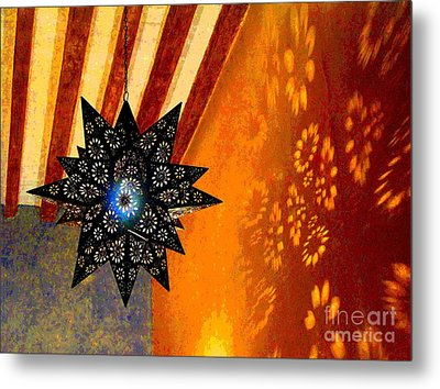 Starlight 2 By Darian Day Metal Print by Mexicolors Art Photography