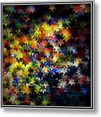 Starlight Metal Print by Susan  Epps Oliver