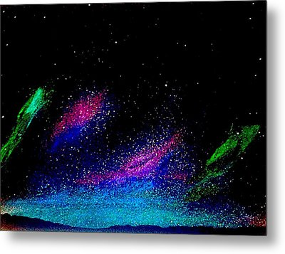 Starry Night 2 Metal Print