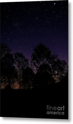 Metal Print featuring the photograph Stars by Brian Jones