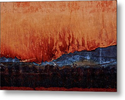 State Of Disrepair Metal Print by Carol Leigh