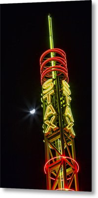 Stax Records Tower Metal Print