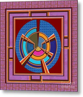 Steering Wheel Abstract  Fineartamerica By Navinjoshi  Heads Of Business Enterprises Ceos  Leaders  Metal Print