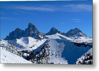 Steve Baugh Bowl Metal Print by Eric Tressler