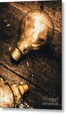 Still Life Inspiration Metal Print