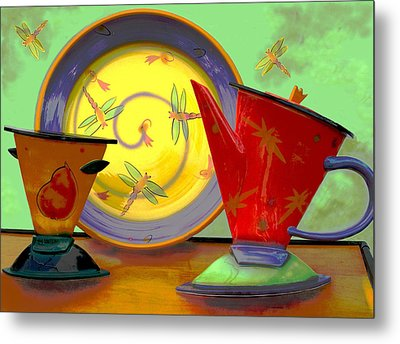 Still Life One Metal Print by Jeff Burgess