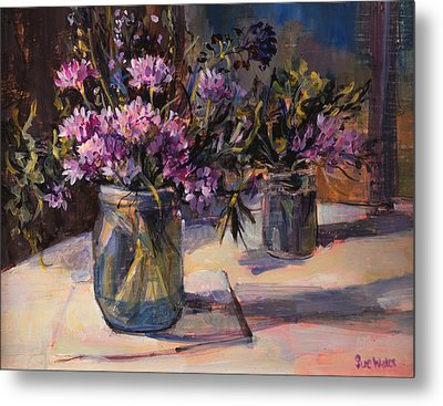 Still Life Metal Print by Sue Wales