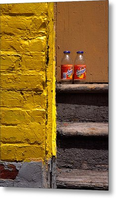 Still Life With Snapple Metal Print by Art Ferrier