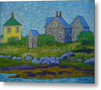 Stonehurst Metal Print by Rae  Smith PSC
