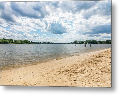 Metal Print featuring the photograph Stoney Creek by Charles Kraus