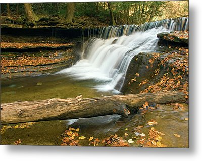 Metal Print featuring the photograph Stoneybrook by Timothy McIntyre