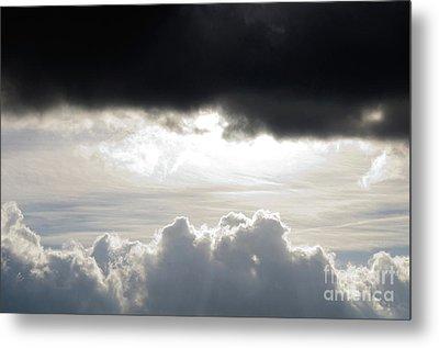 Storm Clouds 3 Metal Print by Andee Design