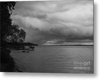 Storm Clouds Metal Print by William Norton