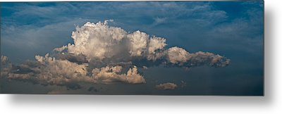 Metal Print featuring the photograph Storm by Robert Harshman