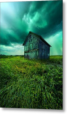 Stormlight Metal Print by Phil Koch