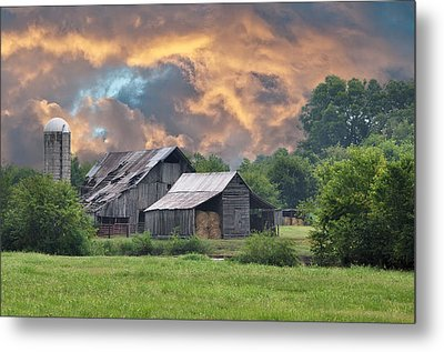 Storm's Coming I Metal Print by Jan Amiss Photography