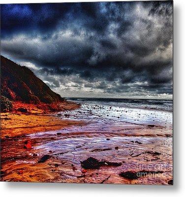 Stormy Day Metal Print by Blair Stuart