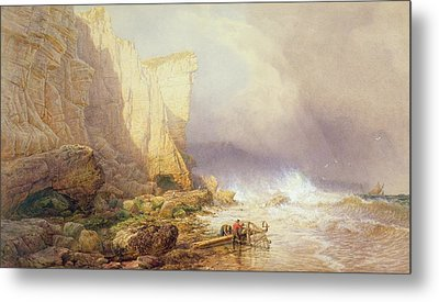 Stormy Weather Metal Print by John Mogford