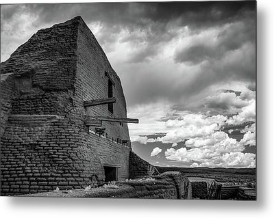 Metal Print featuring the photograph Strange Architecture by James Barber
