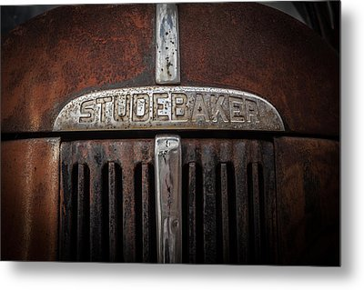 Studebaker Metal Print by Ray Congrove