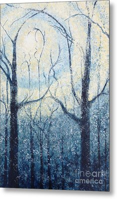 Sublimity Metal Print by Holly Carmichael