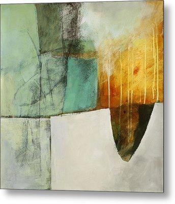 Submerge #2 Metal Print by Jane Davies