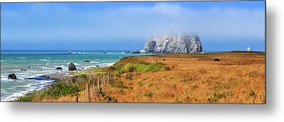 Metal Print featuring the photograph Sugarloaf Island Panorama by James Eddy