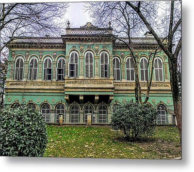 Sultan's Retreat Metal Print