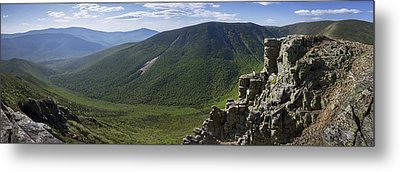 Summer Day On Bondcliff Metal Print