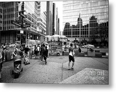 Metal Print featuring the photograph Summer Life by John Rizzuto