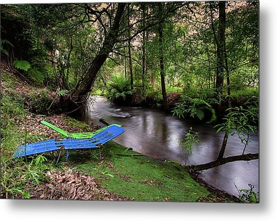 Metal Print featuring the photograph Summer Lovin' by Tim Nichols