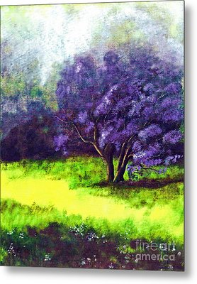 Summer Mist Metal Print by Patricia Griffin Brett