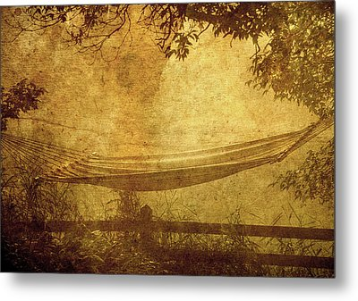 Summer Morning. Metal Print by Kelly Nelson