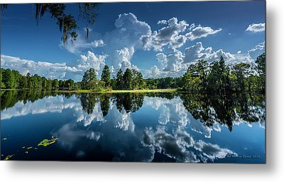 Summer Of Calm Metal Print by Marvin Spates