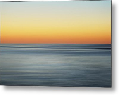 Summer Sunset Metal Print