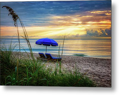 Metal Print featuring the photograph Summer's Calling by Debra and Dave Vanderlaan