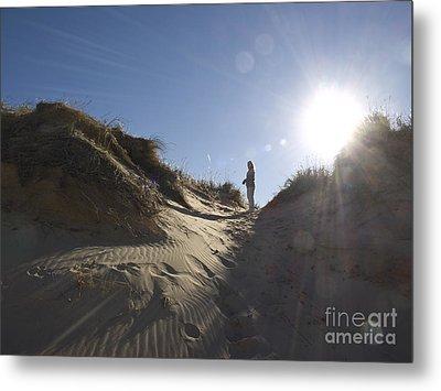 Metal Print featuring the photograph Sun And Sand  by Tara Lynn