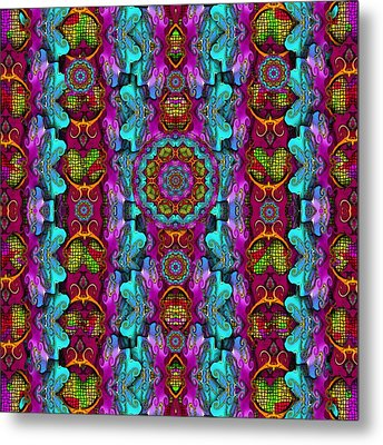 Sun It Was In Modern And Ancient Times Metal Print by Pepita Selles