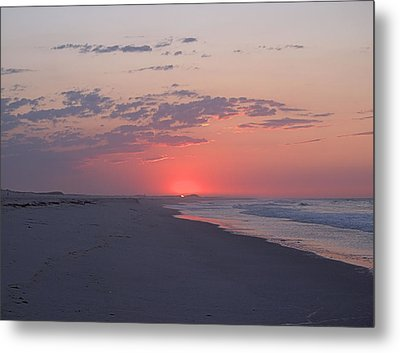 Metal Print featuring the photograph Sun Pop by  Newwwman