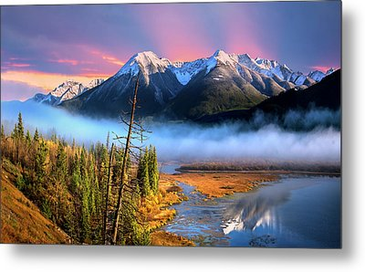Metal Print featuring the photograph Sundance by John Poon