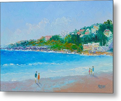Sunday At Coogee Beach  Metal Print