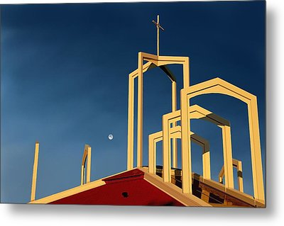 Sunday Morning Coming Down Metal Print by Kenny Chaffin