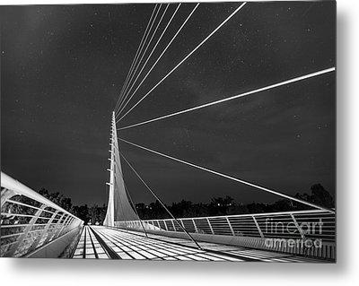Sundial Bridge 2 Metal Print
