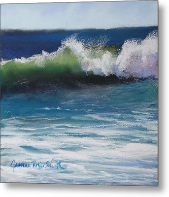 Sunny Day Metal Print by Jeanne Rosier Smith