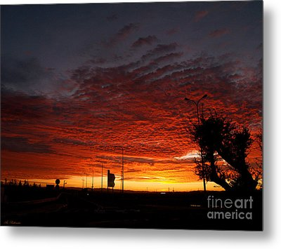 Sunrise 01 Metal Print