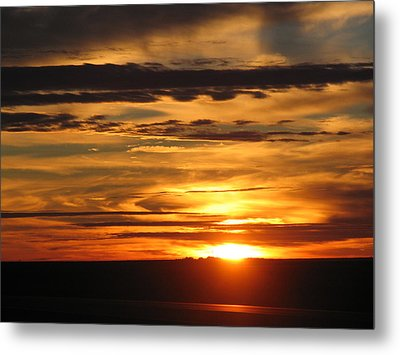 Sunrise 1 Metal Print