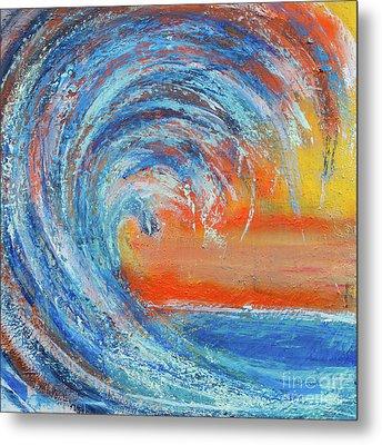 Sunrise #2 Metal Print